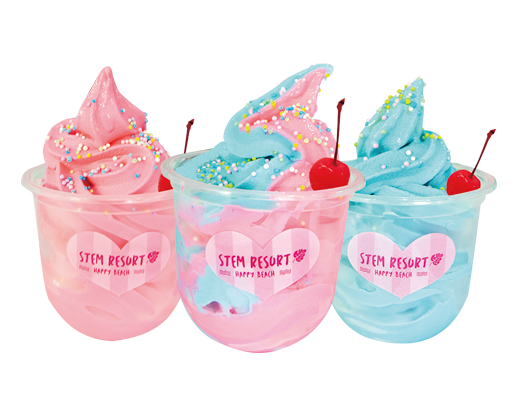 ソフトクリーム | カフェバーでタピオカを飲むなら国際通りドン・キホーテ屋上にあるstem-resort-cafe
